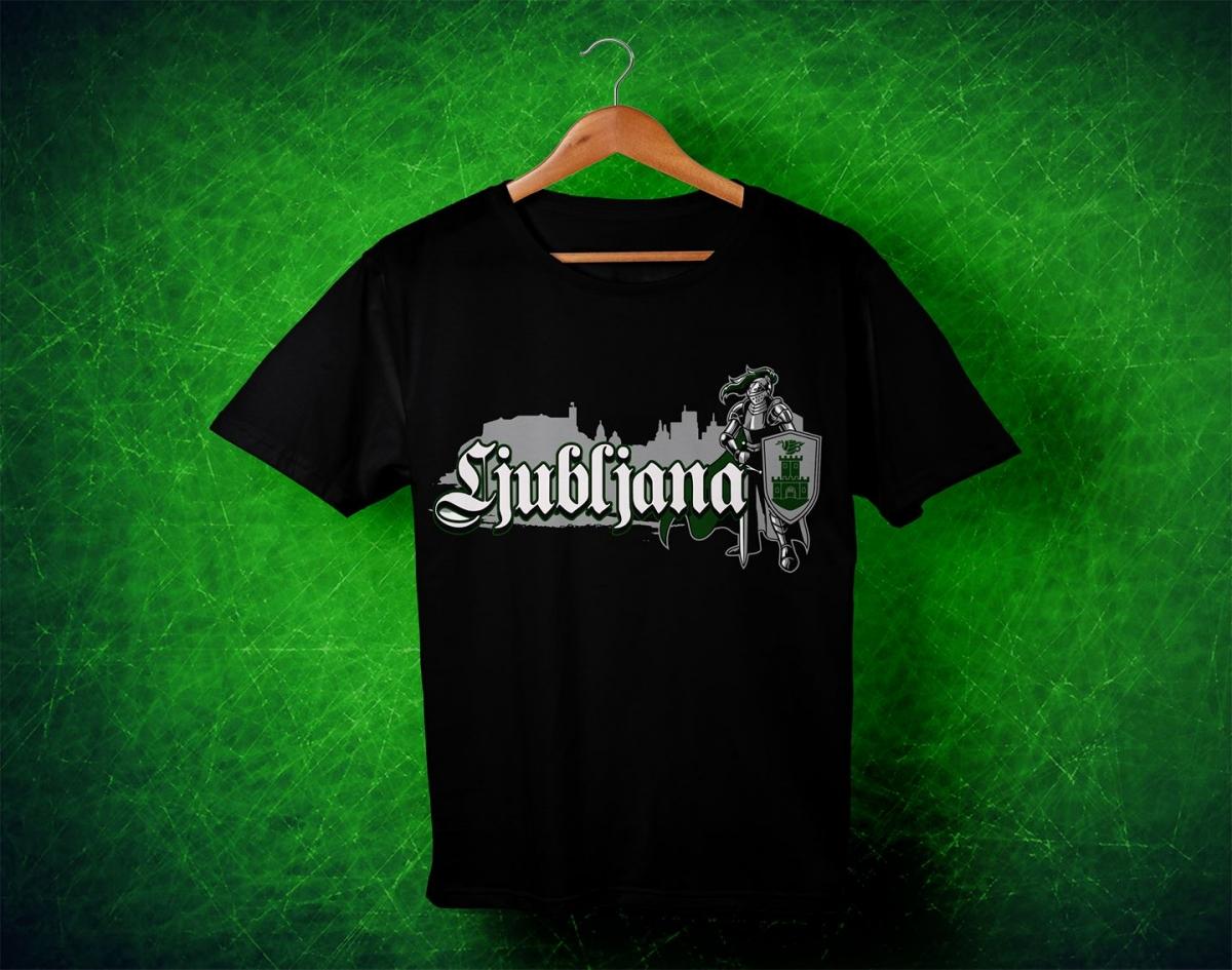 Majica Ljubljana